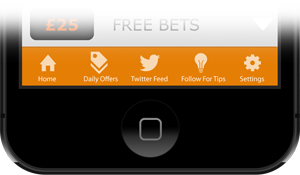 free bets app