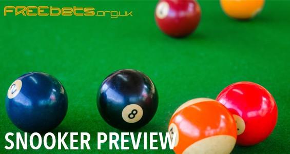 Snooker Previews